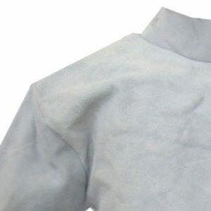 Avental de Proteção em Raspa com Manga tipo Barbeiro sem Emendas