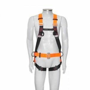 Cinturão de Segurança Paraquedista 4 pontos MG Cinto MG 2010