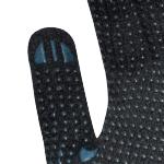 Luva Tricotada Pigmentada Preta Super Safety CA: 33818