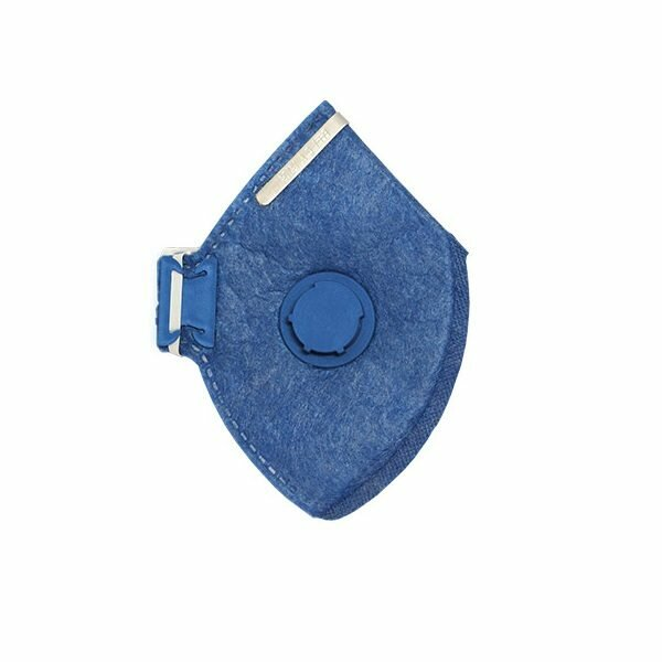 Máscara Proteção Respiratória PFF2 com Válvula Pro Face Deltaplus