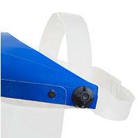 Protetor Facial PRO VISION 10″ CS Incolor Pro Safety