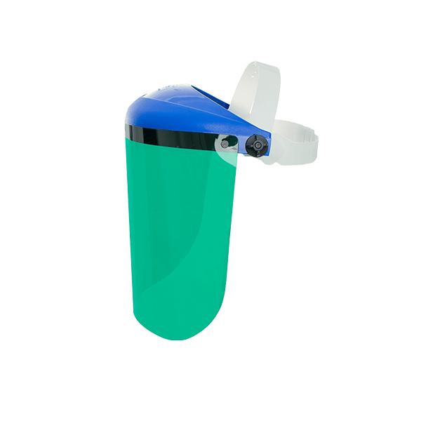 Protetor Facial PRO VISION 10″ CS Verde Pro Safety