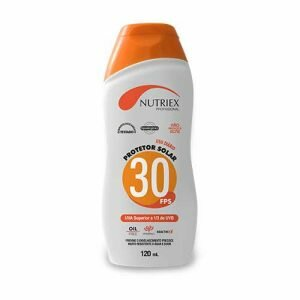 Protetor Solar FPS 30 120ml Nutirex