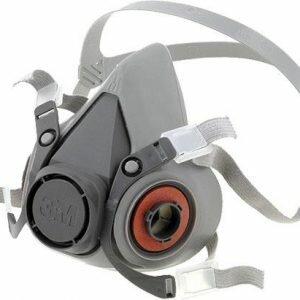 Respirador Semi Facial Série 6300 Reutilizável 3M CA 4115