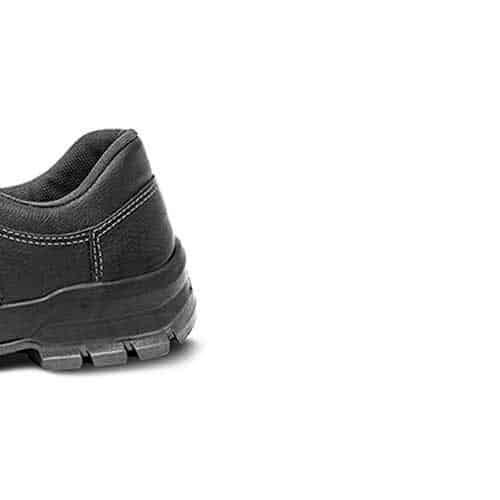 Sapato de Segurança de Amarrar com Bico de Aço Fujiwara CA 27837