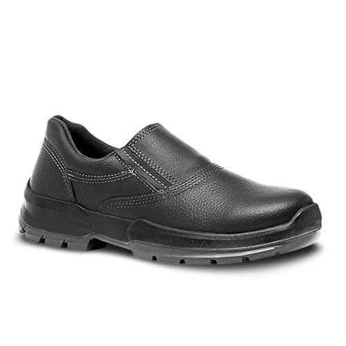 Sapato de Segurança de Elástico com Bico de PVC Fujiwara CA 29675