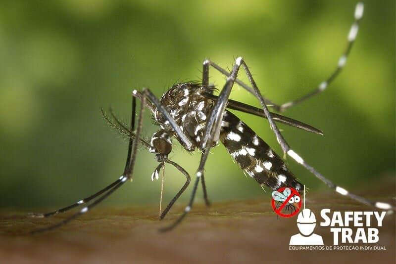 Repelente para combate ao Aedes Aegypt