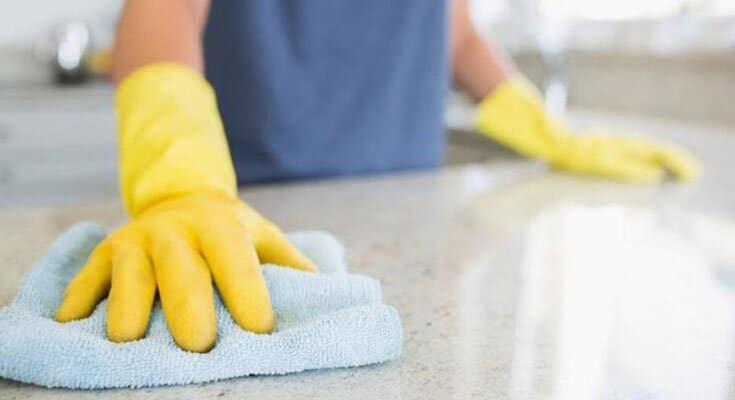 Como usar seu EPI durante a Limpeza