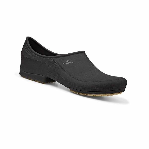 Sapato Ocupacional Antiderrapante Moov Fujiwara Preto CA 38590