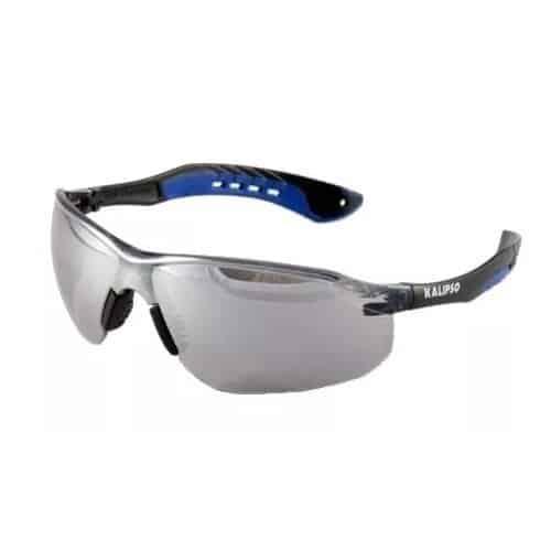 Óculos de Segurança Kalipso Jamaica Cinza Espelhado CA 35156