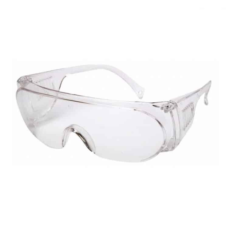 Óculos de Segurança Incolor Kalipso Panda CA 10344