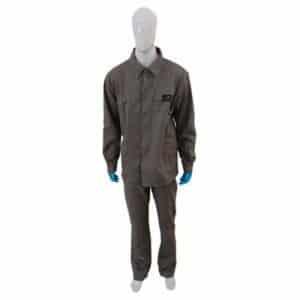 Uniforme para Eletricista NR 10 Cinza Maicol