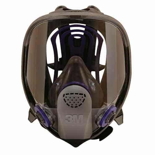 Respirador Facial 3M Série FF-400 CA 28019