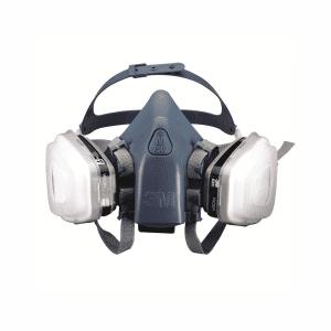Respirador Semifacial 3M Série 7500 CA 12011