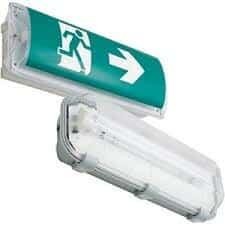 EPI e EPC - Iluminação de emergência