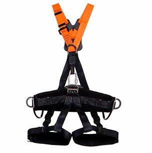 Cinturão Paraquedista 5 Pontos MG Cinto MULT 2012A