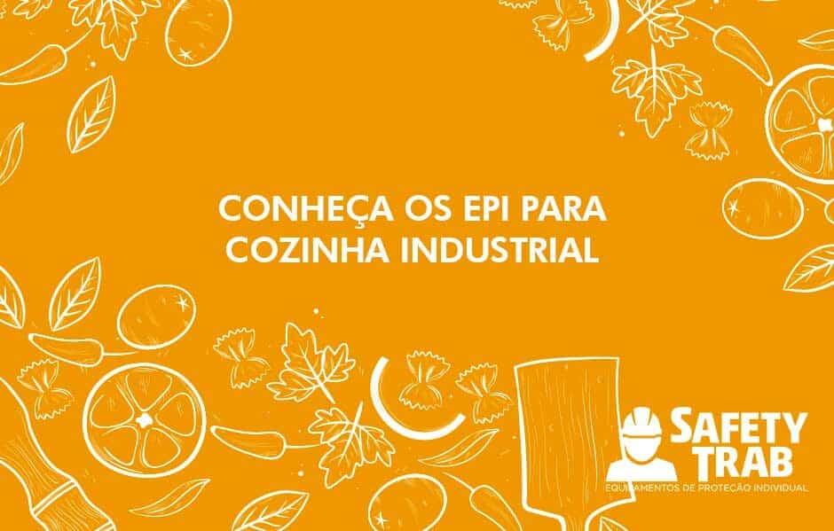 epis para cozinha industrial