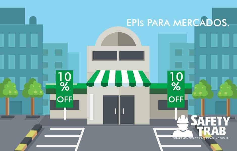 EPIs para mercado