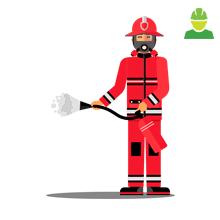 EPIs para Combate a Incêndio