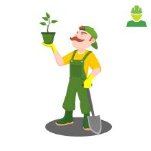 EPIs para Jardineiro