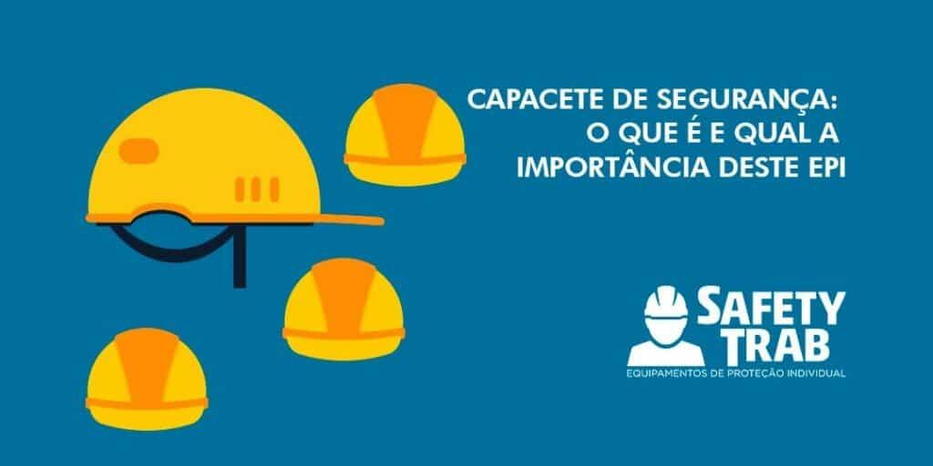 Capacete de segurança o que é e qual a importância deste- EPI 3M