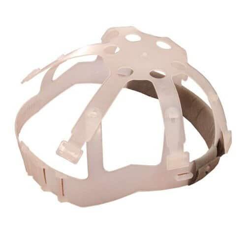 carneira de capacete de segurança