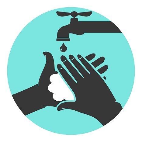 Medidas de biossegurança - Higienização corporal