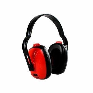 Protetor Auricular Abafador tipo Concha 3M