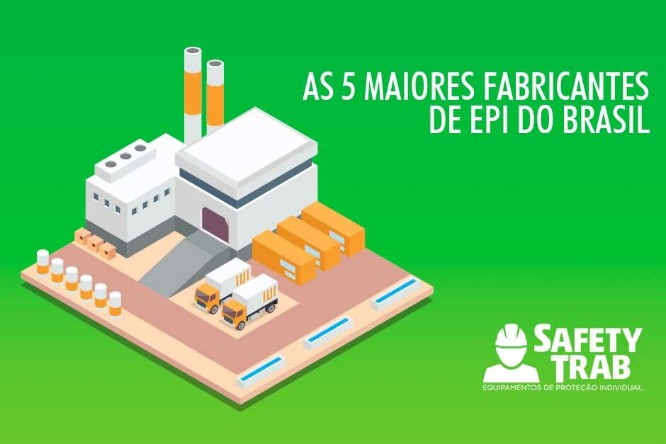 As 5 maiores fabricantes de EPIs do Brasil