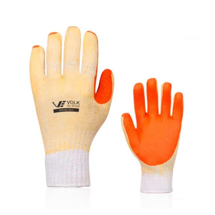Luva Orange Volk CA 21367