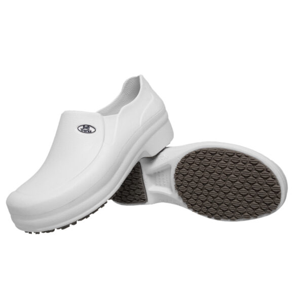 Sapato Profissional Branco BB65 SoftWorks CA 31898
