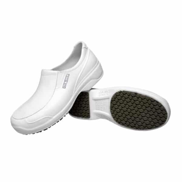 Sapato Profissional Branco BB67 Soft Works CA 42508
