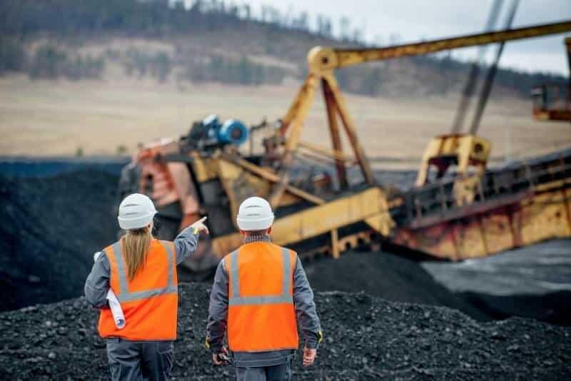 EPIs para mineração