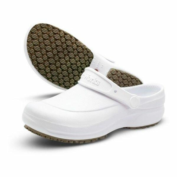 Sandalia Crocs Soft Works bb60 Preto