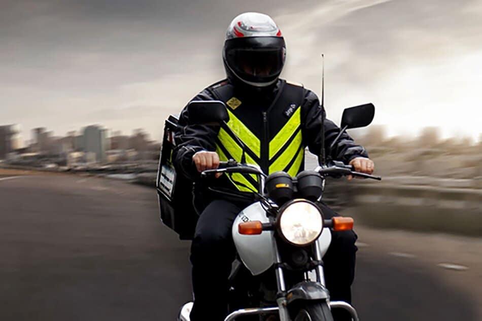 EPIs para motoboy