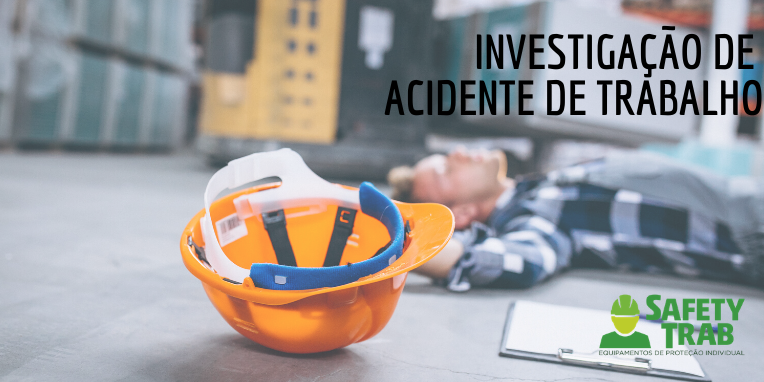 Investigação de acidente de trabalho