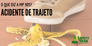 ACIDENTE DE TRAJETO