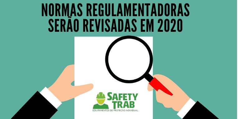 Normas Regulamentadoras revisadas