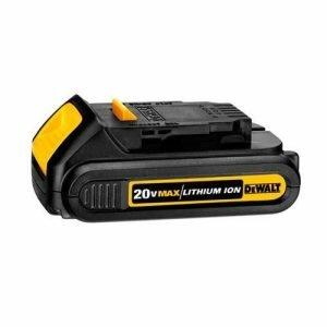 Bateria 20V MAX COMPACT 1,3Ah Lítio DeWalt DCB207