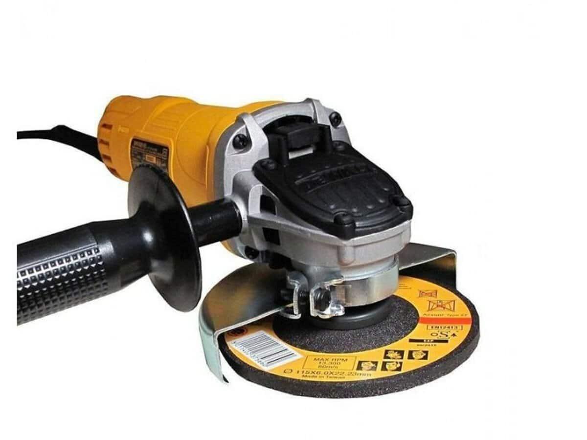 Esmerilhadeira Angular 800W Dewalt 115 mm DEWALT - DWE4020B2B