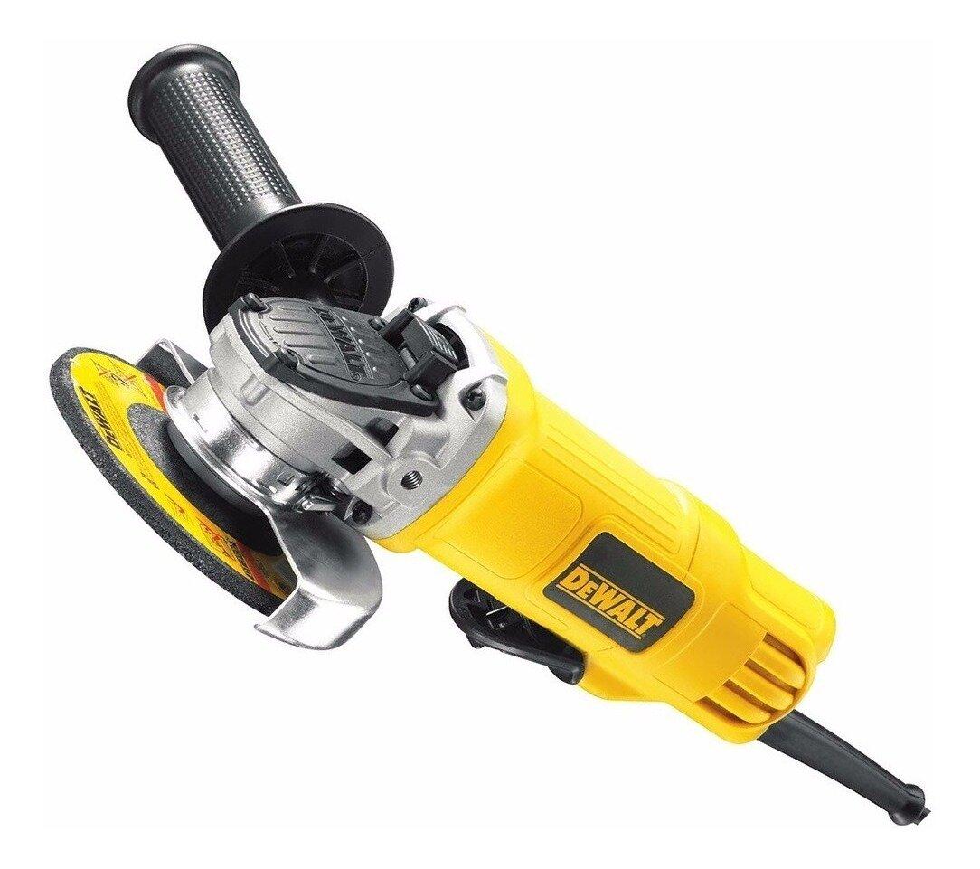 Esmerilhadeira Angular de 4-12 Pol. 900W DeWalt DWE4120