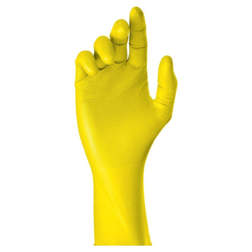 Luva de Latex Nitrilica Super Glove Super Safety CA 33326