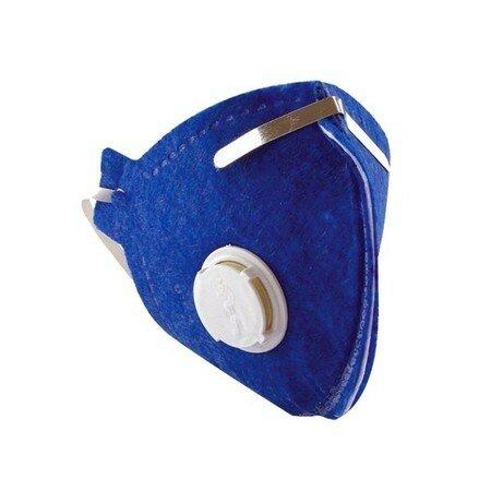 Máscara Respiratória Plastcor PFF2 c válvula CA 38812