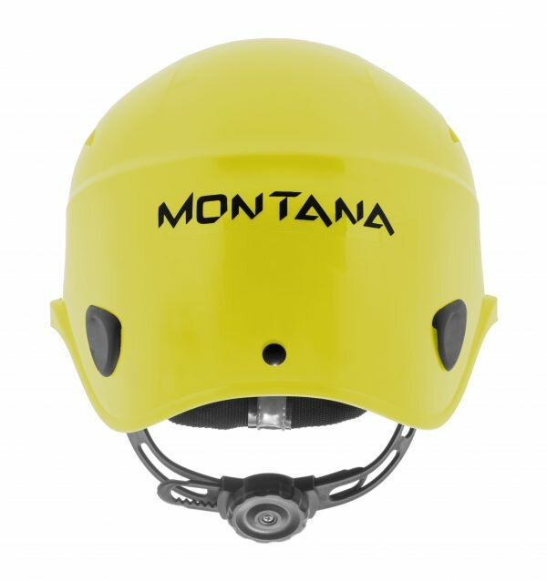 Capacete Ares Montana Classe A Tipo III CA 32260 Amarelo
