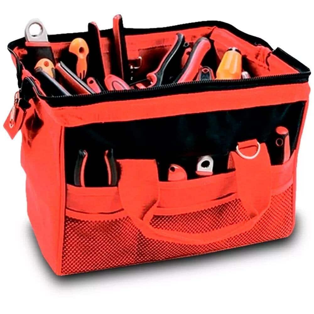 Bolsa para Ferramentas em Lona 510mm com 18 Bolsos - MTX 902529