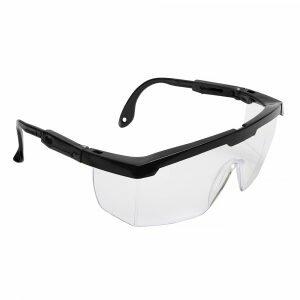 Óculos de Segurança RJ Incolor Poli-Ferr CA 34082