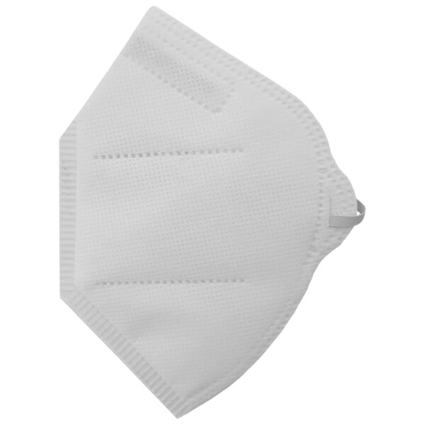 Respirador PFF2 N95 Branco sem Válvula Super Safety CA 44241