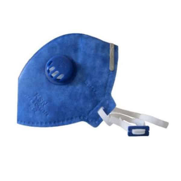 Máscara de Proteção PFF2S com válvula 20.02 – KSN CA 10578