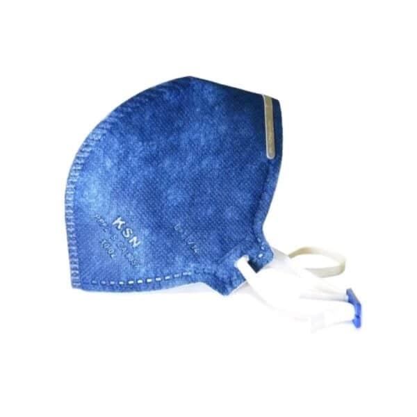 Respirador PFF2 S sem válvula 10.02 KSN CA 8357