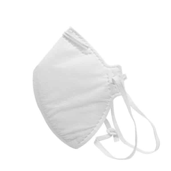 Respirador PFF2 Branco sem Válvula Super Safety CA 44241